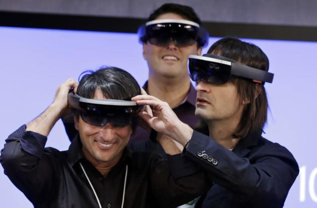 Microsoft's taking HoloLens on tour to woo developers
