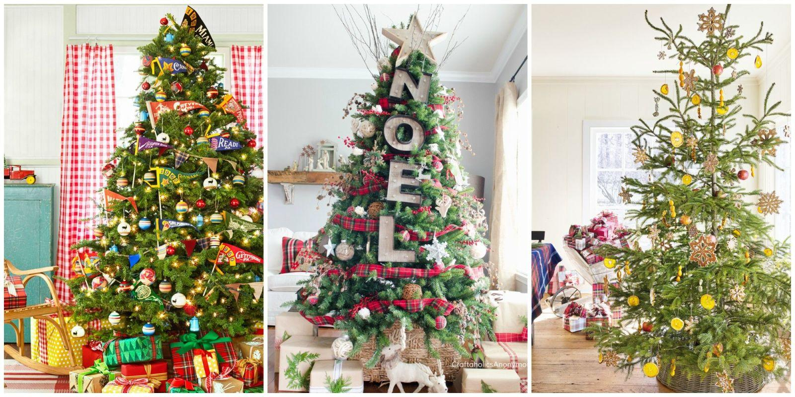 60+ Stunning New Ways To Decorate Your Christmas Tree