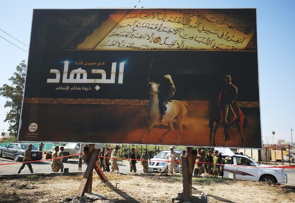 Cinders and desolation in Iraq's Hawija after IS