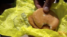 Police officer who accused McDonald's staff of biting his sandwich for being a cop admits forgetting he ate it himself