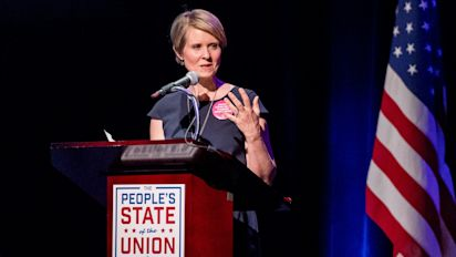 Cynthia Nixon vows to continue campaign for New York governor despite failing to get Democrat endorsement