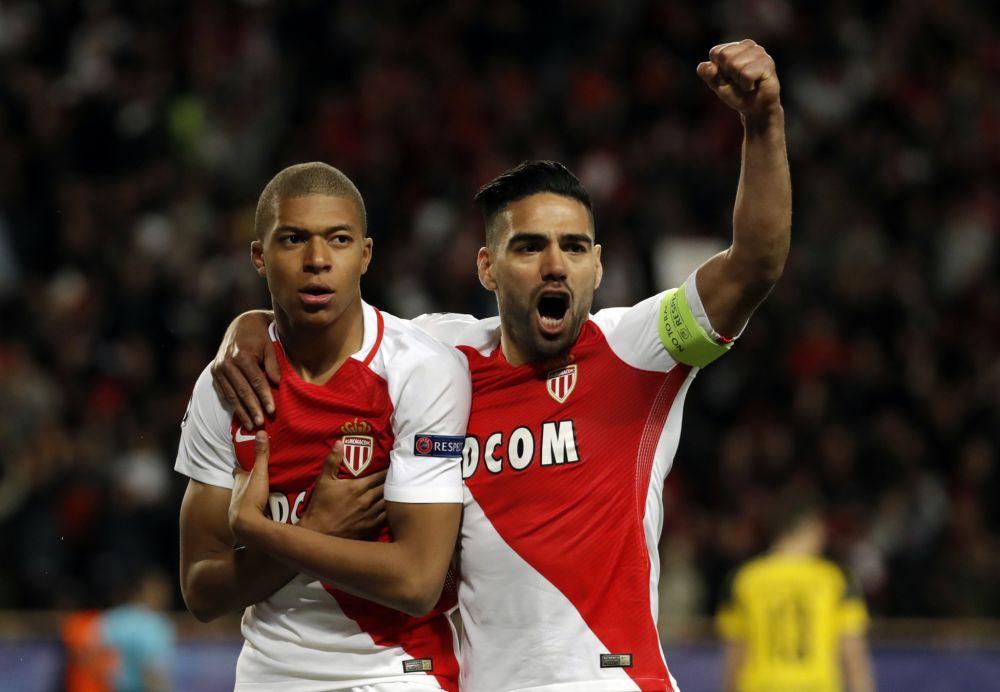 L'AS Monaco de Kylian Mbappé et Radamel Falcao affrontera la Juventus en demi-finale.