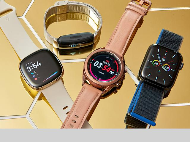The best smartwatches, fitness trackers and wearables to gift