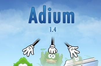 Adium 1.4 ships with support for Twitter, better group chat features