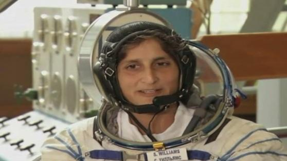 Sunita Williams is back on Earth after 4 months