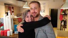 Ryan Gosling sorprende a los trabajadores de una cafetería