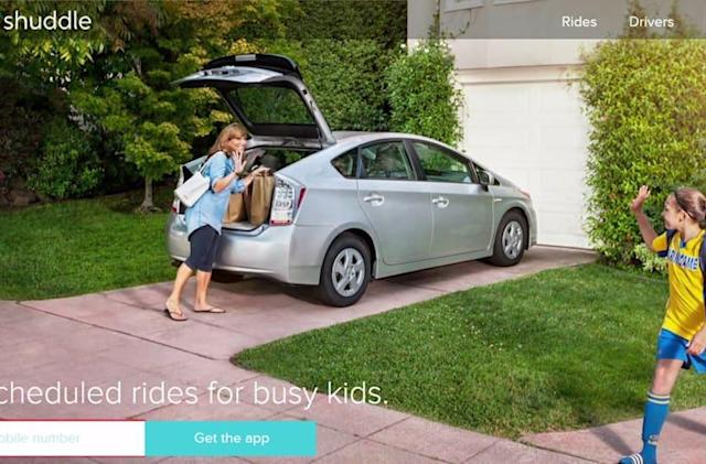 'Uber for kids' car service runs afoul of California laws