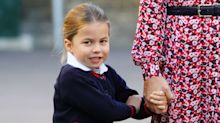 Princess Charlotte Loves Performing and Doing Cartwheels, Kate Middleton Reveals