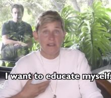 "Ellen DeGeneres vows to stop being ""dancing lady"" in order to ""educate"" following criticism"