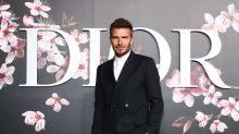 David Beckham überrascht mit Lidschatten-Look auf Magazincover