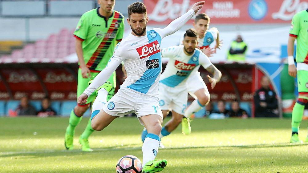 Probabili Formazioni Serie A, 29ª - Mertens torna '9', nella Juventus torna Chiellini
