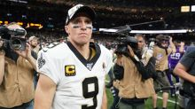 Drew Brees shares sweet photo of his daughter that he 'could not post' during season
