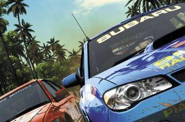 SEGA Rally to feature Infrastructure multiplayer