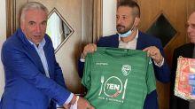 Il ritorno di Fiorani: ecco il nuovo Arzachena Calcio