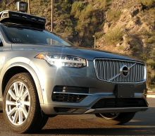 Uber Self-Driving SUV Kills Pedestrian Crossing Street