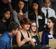 School Shooting's Survivors Cry As Florida House Rejects Talks On Assault Weapon Ban