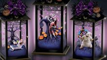 These 'Nightmare Before Christmas' Lanterns Will Give Your Space a Glow This Halloween