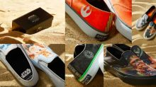 'Star Wars' Shoes: Put the Force on Your Feet For 40th Anniversary