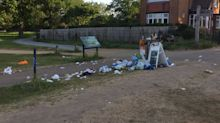 PPE and picnic scraps contribute to 'unprecedented' litter levels at Royal Parks