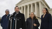 Supreme Court weighs whether Mexican family can sue in US