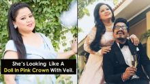 Haarsh Limbachiyaa Attends The Bridal Shower Of His Wife-To-Be Bharti Singh
