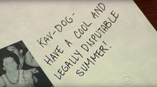 Stephen Colbert Has Some Fun With Brett Kavanaugh's High School Yearbook