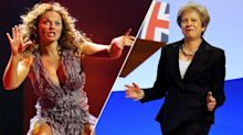 PM Theresa May 'considering' attending Spice Girls gig after invite from Geri Horner