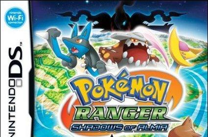 DS Fanboy Review: Pokemon Ranger: Shadows of Almia