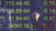 World markets fall on Chinese growth concerns