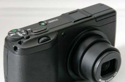 Ricoh's 28mm GR Digital II camera gets reviewed