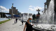 Ukraine's coronavirus-linked deaths at record as infections grow