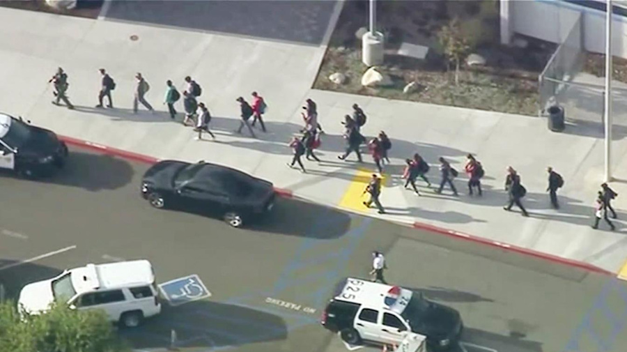 At least 5 injured in Calif. school shooting: Police