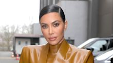 Kim Kardashian just brought back the cutest '90s hairstyle