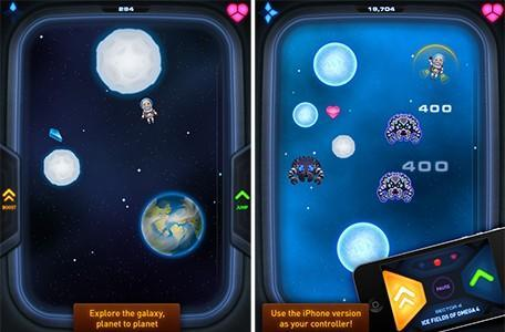 Astronut for iPad available, use iPhone as controller