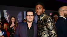 Actor Josh Gad shared one of the final text messages he received from Chadwick Boseman who urged him to 'thank God for the unique wonders of this day'