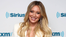 Hilary Duff's Amazon Secret to Perfect Beach Waves