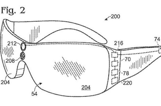 Microsoft tries to patent AR glasses for multiplayer gaming