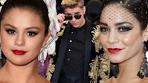 Vanessa Hudgens Had Selena Gomez Back at Met Gala - INTERVIEW