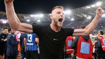 """Skriniar allontana le voci di mercato: """"Orgoglioso dello United, ma felice che l'Inter mi tenga"""""""