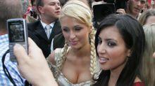 Aquellos años cuando Kim Kardashian le limpiaba el armario a Paris Hilton
