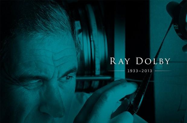 Audio pioneer Ray Dolby passes away