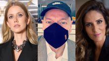 Gabriela Prioli, Leandro Karnal e Monalisa Perrone são diagnosticados com covid-19