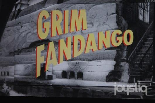 Grim Fandango Remastered orders open on GOG, PSN