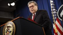 AG William Barr on Mueller report: 'special counsel found no collusion'