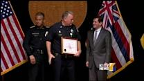 Honolulu's finest earned recognition for going above and beyond