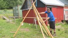 Teepee contract fuels frustration ahead of Grand Pré festival