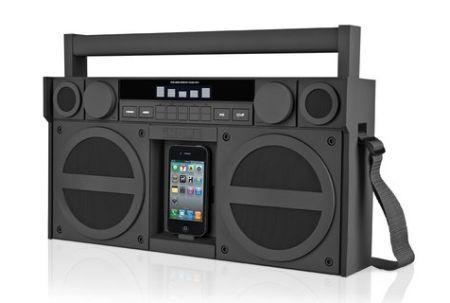 iHome offers a few Bluetooth solutions and a boombox at CES 2013