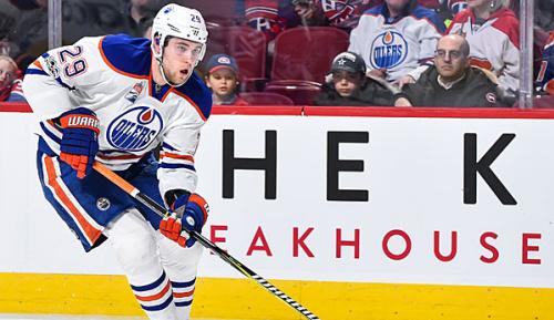 NHL: Draisaitl kassiert 0:7-Pleite und Spieldauerstrafe