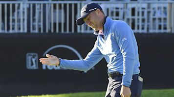 Cold putter costs JT shot at 10th PGA Tour victory