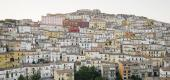 A view of Calitri, Italy, on Sept. 18, 2020. (Gianni Cipriano/The New York Times)